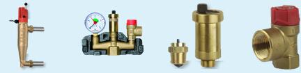 AFRISO锅炉供热系统部件