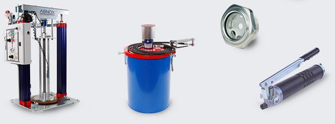 ABNOX油脂定量泵