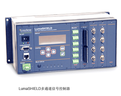 LumaSHIELD多通道信号控制器