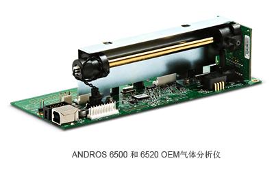 ANDROS-6500-和-6520-OEM气体分析仪