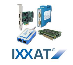 IXXAT:CAN安全和汽车中的通信解决方案