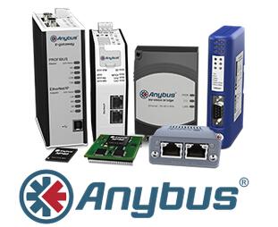 Anybus:现场总线和工业以太网中的多网络连接