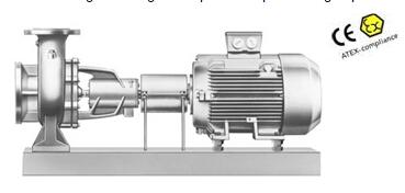 Allweiler离心泵NT系列